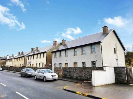 A portfolio of eight houses in Freemount Village will be included in the auction