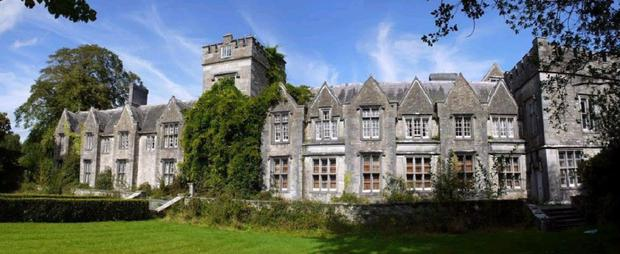 Funding of €30,000 allocated under the 2018 Structures at Risk scheme will be used to help address the dry rot problem within the stately house on the grounds of Mallow Castle