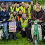 Some of the many Honda 50 enthusiasts who took part in last year's North Cork run. Proceeds from this year run, which will take place won Sunday, May 13, will once again go to the CDYS ACTivate Youth Club in Mallow