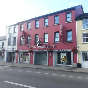 The Fermoy Medical Hall has been acquired by the Irish-owned Sam McCauley pharmacy chain