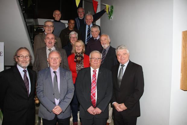 Members of the Cardiac Support Group North Cork, which recently marked its 10th anniversary