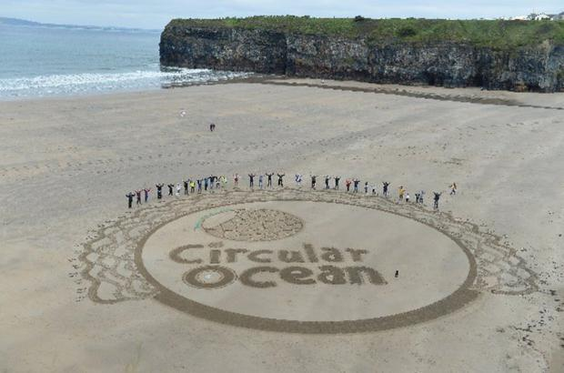 E-Macroom, Irish partner of the award-winning 'Circular Ocean' project is seeking new and exciting ideas to clean up oceans by recycling and reusing discarded fishing nets, ropes and plastics