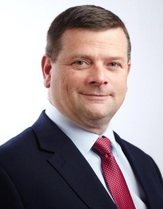 Dairygold's head of agribusiness, Liam O'Flaherty