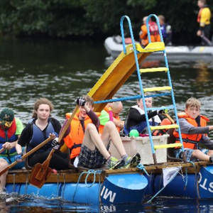 The annual Blackwater Search and Rescue fundraising raft run will take place on Sunday, August 26 as part of the 2018 Fermoy festival. The previous Friday the Frank Morgan Film Club will be launched in memory of the late popular Fermoy photographer and film maker