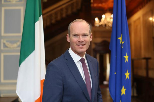 Tánaiste and Minister for Foreign Affairs, Simon Coveney