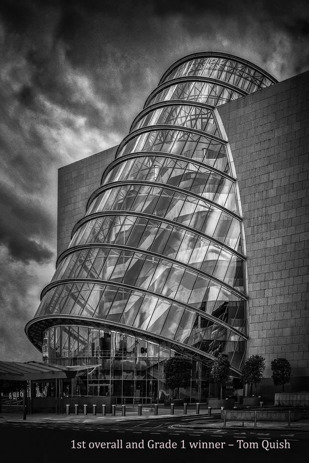 The National Convention Centre in Dublin, taken by Tom Quish
