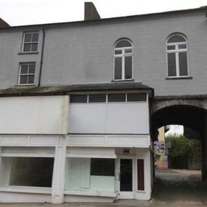 A retail/residential property in the heart of Mallow, one of 10 lots from the north Cork area that will go under the virtual hammer at the September Bidx1 online property auction