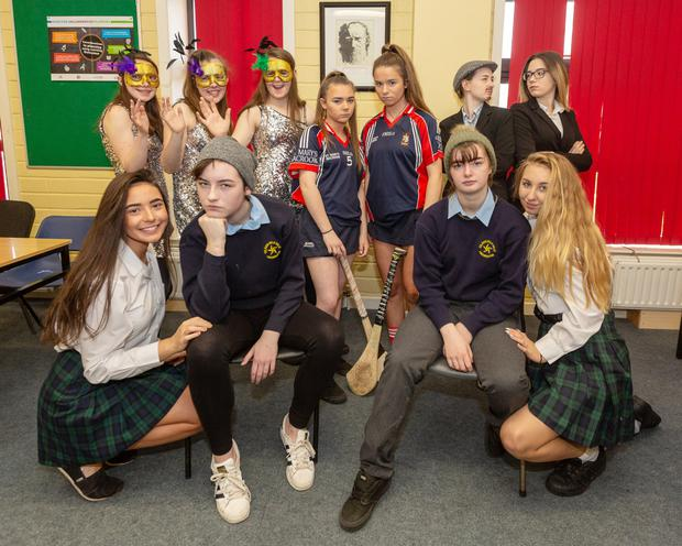 A Small Snag: St Mary's Secondary School who will present their annual Transition Year musical show in Clondrohid Hall on Thursday,November 22nd and Friday, November 23, at 8pm.The pupils are currently putting the finishing touches to the show