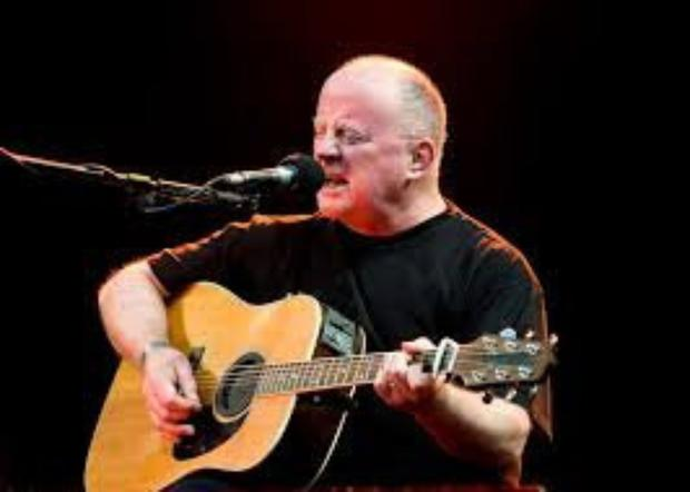 Christy Moore has been lined-up to play Live at the Marquee 2019