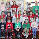 Dromagh National School children pictured at their Christmas Concert. Photo by Sheila Fitzgerald