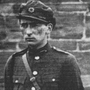 Major General Liam Tobin at the funeral of Michael Collins