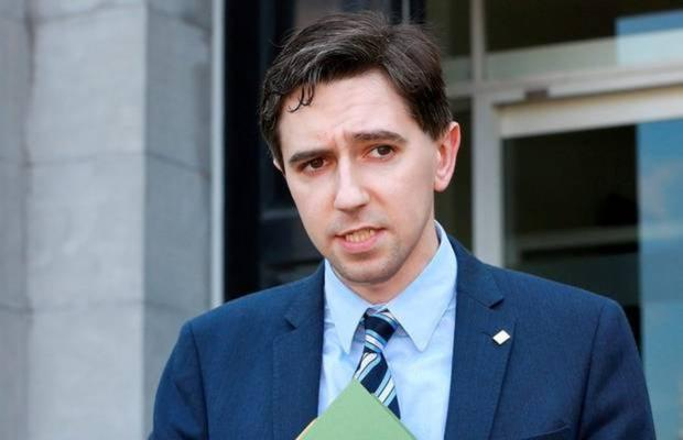 """I think that most sensible people agree that turning up to protest outside Minister Simon Harris' private residence was unacceptable."" – Deborah Coleman"