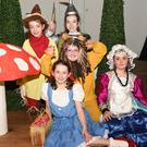 Ciara Hughes, Sarah Cronin, Caoimhe Reddington, Kaylee O'Leary and Clodagh O'Callaghan at rehearsals for the Children's Panto Wizard of Oz in aid of The Friends of the Children of Chernobyl Rathmore Branch which will be held on the 2nd March at 7.30pm and 3rd March at 3pm in the Rathmore Community Centre. Photo by Michelle Cooper Galvin