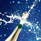 The Champagne could well be flowing for the anonymous Lotto winner