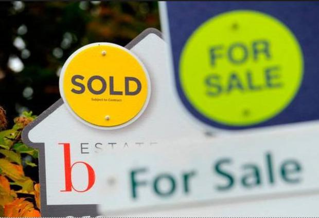 Average sale prices for homes in Cork have dropped 8% compared to the same period in 2018