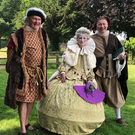 Members of the Doneraile Development Association (DDA) will once again be donning period costume, weather permitting,for the final free tour of the 2019 season at Doneraile Park and Gardens this coming Sunday