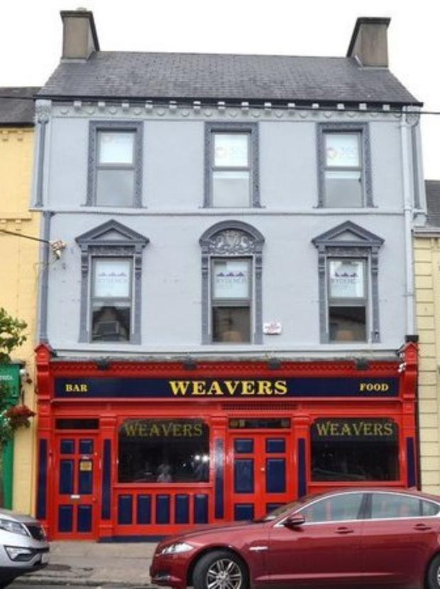 The former Weavers Bar in Mitchelstown for which Perks Michelstowne Ltd had applied for a gaming licence. It was refused at Mallow District Court