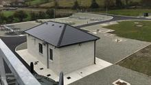 An Irish Water waste water treatment plant in Courtmacsherry/Timoleague which is similar to those being planned in various locations in North Cork