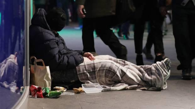 The homelessness situation in Ireland shows no sign of improving