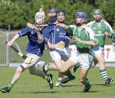 The semi-final of the North Cork Junior A Championship in Castletownroche