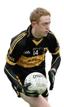 Colm Cooper in action for Dr Crokes.