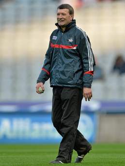 Cork hurling manager Jimmy Barry-Murphy
