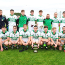 Kanturk, winners of the Co. Football Division 4 League. Picture John Tarrant