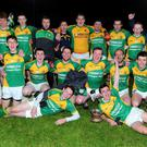 Boherbue, winners of the Duhallow Nevin Cup Group 1 Final. Picture John Tarrant
