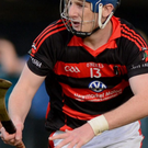 Duhallow's Barry O'Connor in action for Newmarket