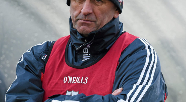 Peadar Healy: 'It's unacceptable. We the management need to find answers and find them fairly fast' Photo: Sportsfile