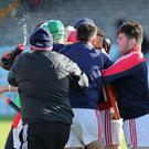 Scenes of celebration following last weekend's County Final victory for Dromtariffe