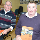 Denis Gayer and T J Murphy represented Castlemagner at the Duhallow Junior Board Convention. Photo by John Tarrant