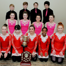 The Boherbue Figure Dancers and Set Dancers enjoyed double delight at the Co. Scór na nÓg Finals. Picture John Tarrant