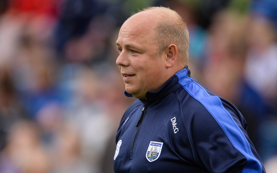 Waterford manager Derek McGrath. Photo by Piaras Ó Mídheach/Sportsfile