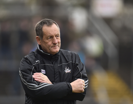Cork manager John Meyler has had a difficult start to his Cork senior hurling management career. Photo by Seb Daly/Sportsfile
