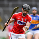 Colm Spillane of Cork during the Allianz Hurling League Division 1A Round 5 match between Tipperary and Cork at Semple Stadium in Thurles. Photo by Sam Barnes/Sportsfile