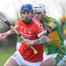Charleville's Darren Butler in action against Lixnaw in the Munster Championship semi-final earlier this month. Photo by Domnick Walsh/Eye Focus