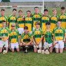 St Marks completed a Rebel Óg North Cork U16 Hurling League and Championship double before adding a County B1 Hurling league title