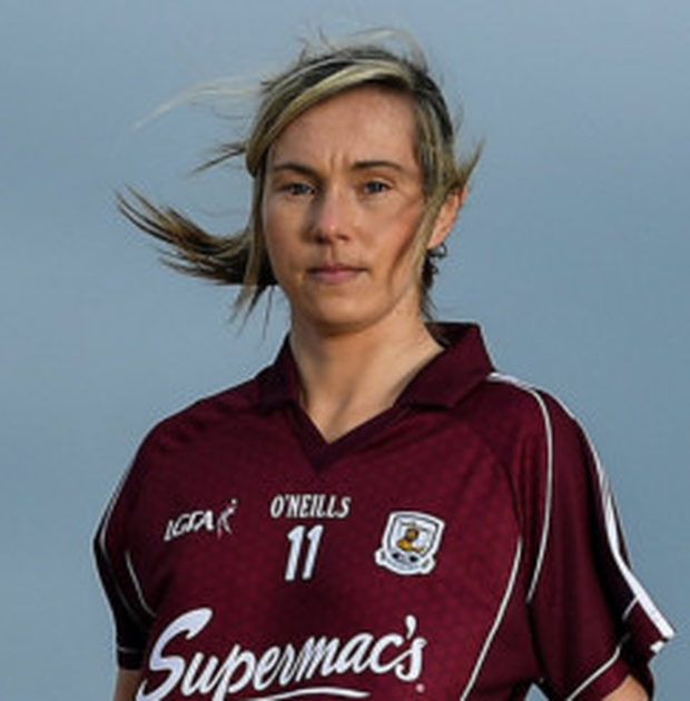 Galway captain Tracey Leonard. Photo: Sportsfile