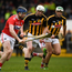 Cork's Conor Lehane in action against Michael Cody and Paddy Deegan of Kilkenny