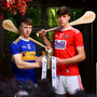 In attendance at the Bord Gáis Energy GAA Hurling U-20 Provincial Championship Finals preview are Jake Morris of Tipperary and Robert Downey of Cork at Saint Annes Park in Dublin. Wexford will take on Kilkenny in the Leinster decider on Wednesday night at 7.30pm at Innovate Wexford Park while on July 23rd, Tipperary face Cork at Semple Stadium in the Munster decider. Throw in there is 7.30pm