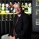 Larry Tompkins in attendance at the GAA Museum where he was inducted into the Hall of Fame. Photo by David Fitzgerald/Sportsfile