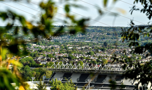 Ready to go? A general view of Páirc Uí Chaoimh. Photo by Éoin Noonan/Sportsfile