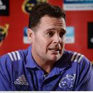 Munster director of rugby Rassie Erasmus