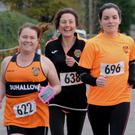 Duhallow atheletes looking ahead to their 5k Road Classic on Sunday. Picture: John Tarrant
