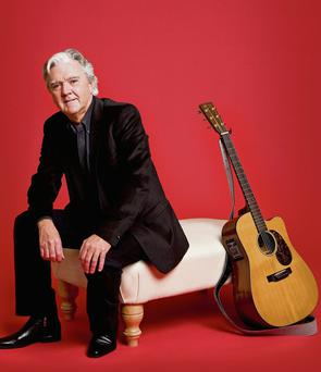 Johnny McEvoy coming to the TLT on February 21st.