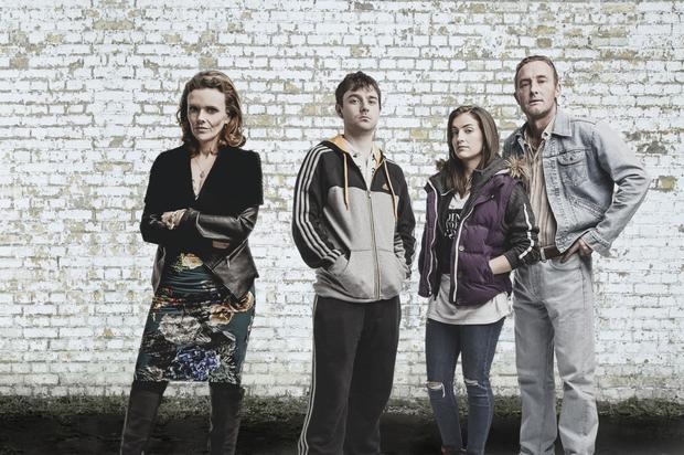 Red Rock, the new TV3 Soap, it will be interesting to see how it pans out