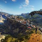 Just Cause 3 places you in an enormous world brimming with destructible environments