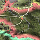 Hearts of Iron 4 is a very deep game that requires some fairly intense cognitive acrobatics to become an adept player
