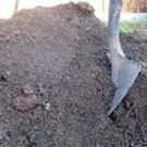 Well-rotted garden compost is a great source of nutrients for plant growth.